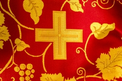 Christian vestments from Damascus - by Aaron Cederberg